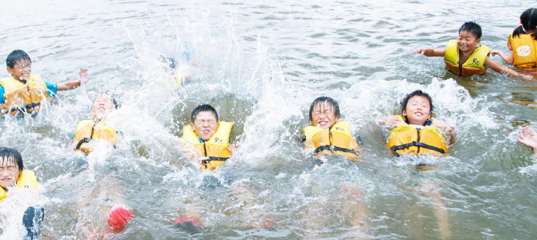 日野川河川緑地公園について
